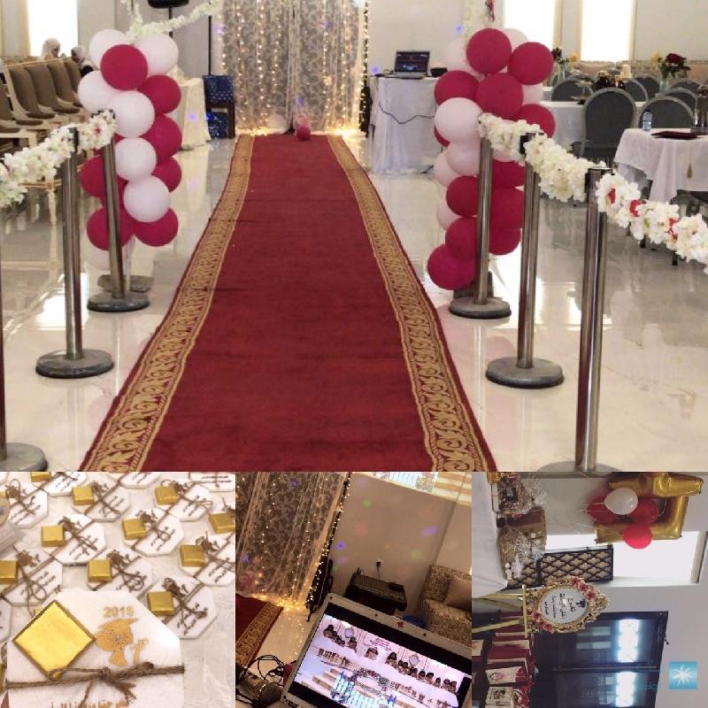 حفل تخرج طالبات الصف السادس للعام والتحفيظ بالمدرسة الابتدائية بدارين